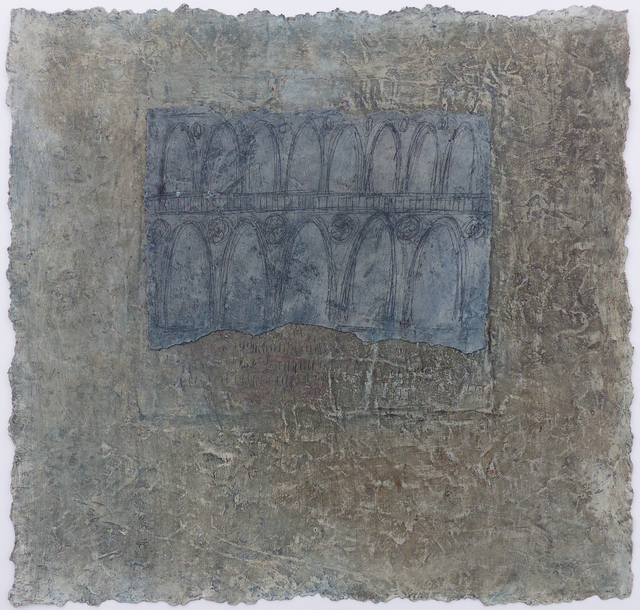 , 'Venetian Façade II,' 2017, Thackeray Gallery