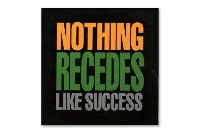 , 'Nothing Recedes,' 1989, Ambacher Contemporary