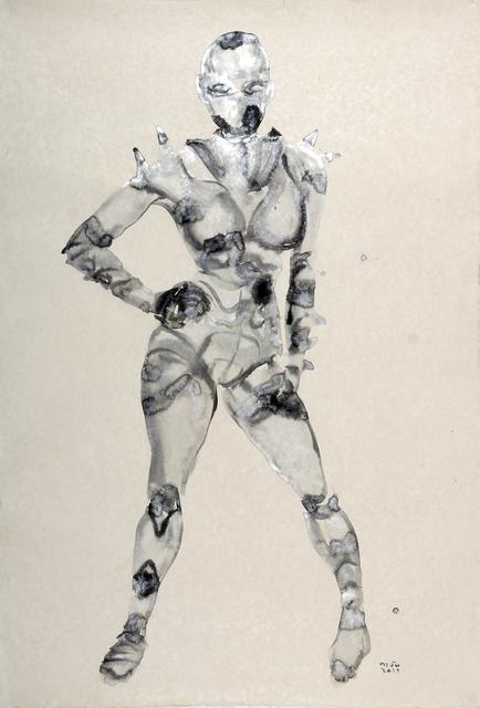 , 'Iron Lady #2,' 2019, HATCH ART PROJECT
