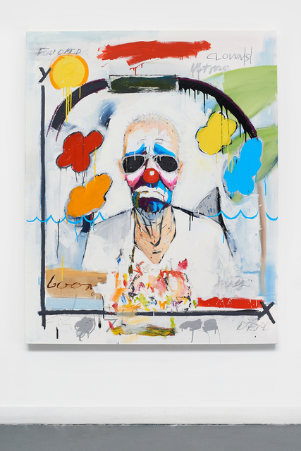 William Powhida, 'Untitled (Fool), 2045', 2017, Postmasters Gallery