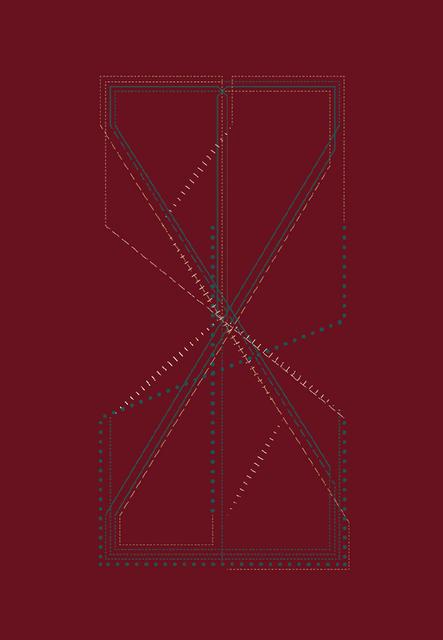 , 'M 81,' 2014, Gallery Skape