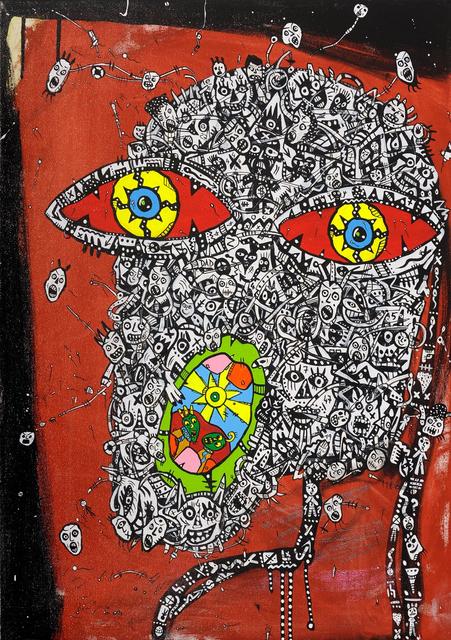 , 'Invisible Sun,' 2015, french art studio