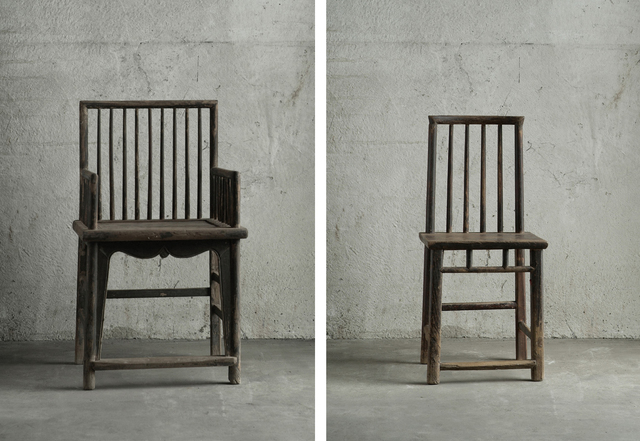Ai Weiwei, 'Fairytale Chairs', 2007, Carolina Nitsch Contemporary Art