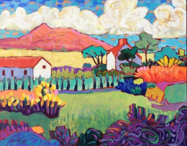 ", '""French Farm"",' 2018, Bonner David Galleries"