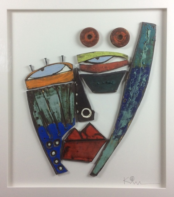 Kimmy Cantrell, 'Future/Past', 2020, Sculpture, Triple Glazed Ceramic, Gugsa Black Arts Collective
