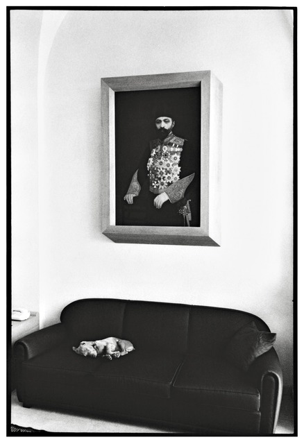 , 'Henry, Antibes, France, 1992,' 1992, Gagosian