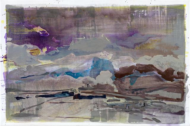 , 'DL XII,' 2016, Setareh Gallery