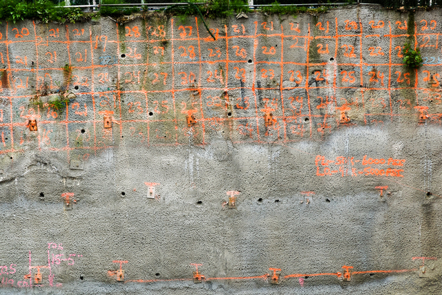 , 'Industrioglyphs 6158 - Howe Street Excavation,' 2013, Newzones