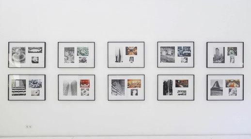 , 'ARCHITEKTUR, RÄUME, GESTEN,' 1991, Brigitte March International Contemporary Art