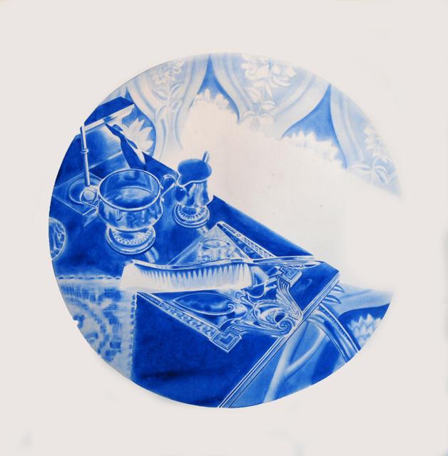 , 'Peephole #2,' 2017, Galleri Flach