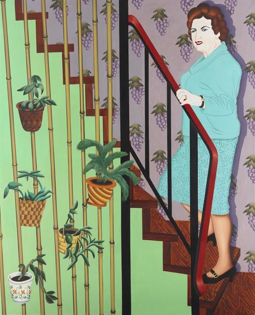 , 'Häusliche Szene II,' 1969, Galerie Michael Haas