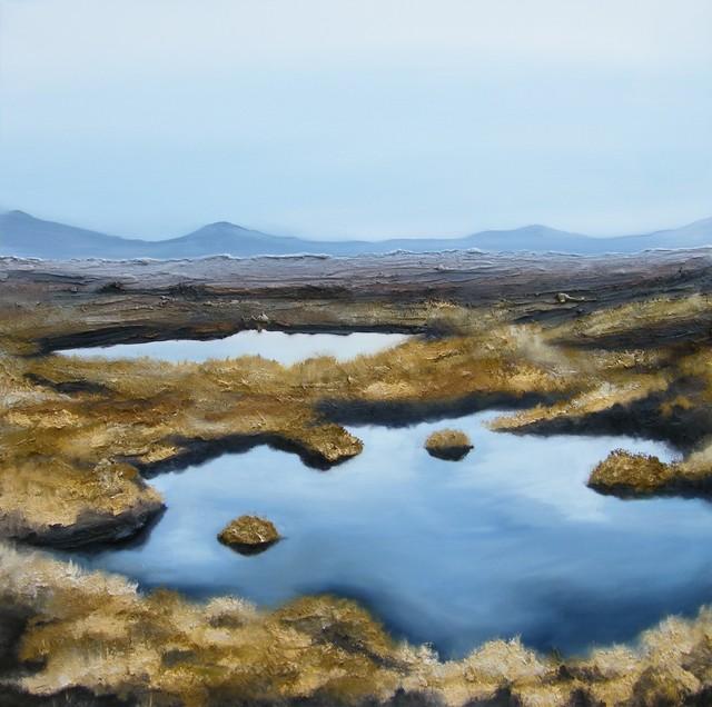 Miriam Dowling, 'Bog Land', 2018, Arthus Gallery