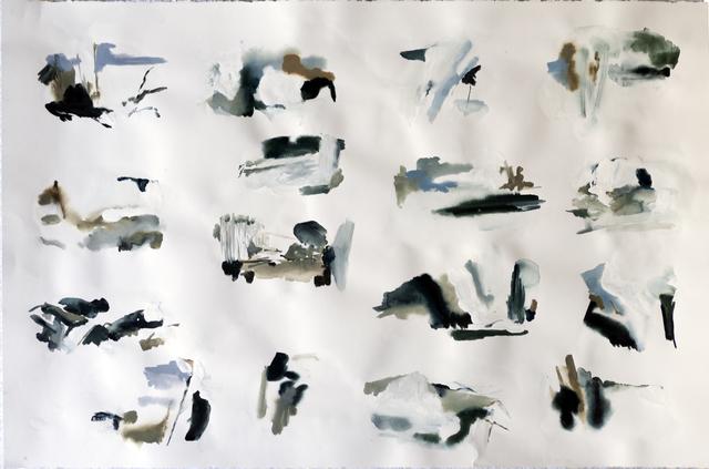 , 'Watkins Study I,' 2017, Bubenberg