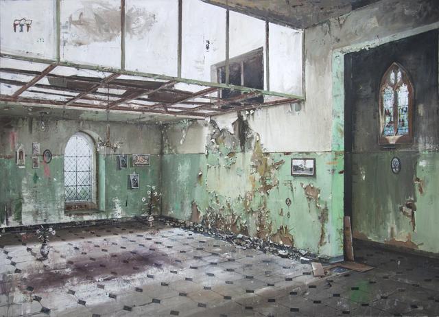 , 'Impressions on brutalist architecture,' 2017, Athena Contemporânea