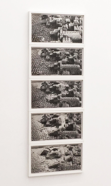 , 'Frost Frames,' 2016, Pilar Serra