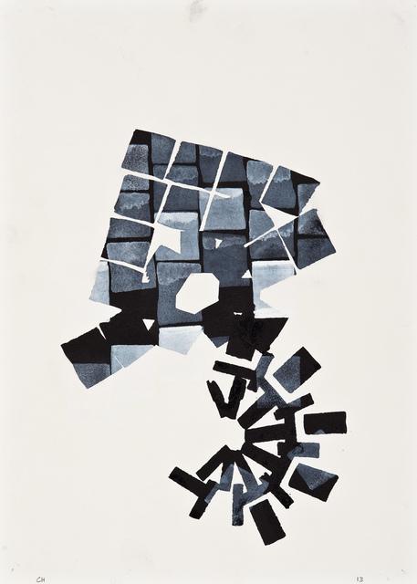 Chuck Holtzman, '887', 2013, Clark Gallery