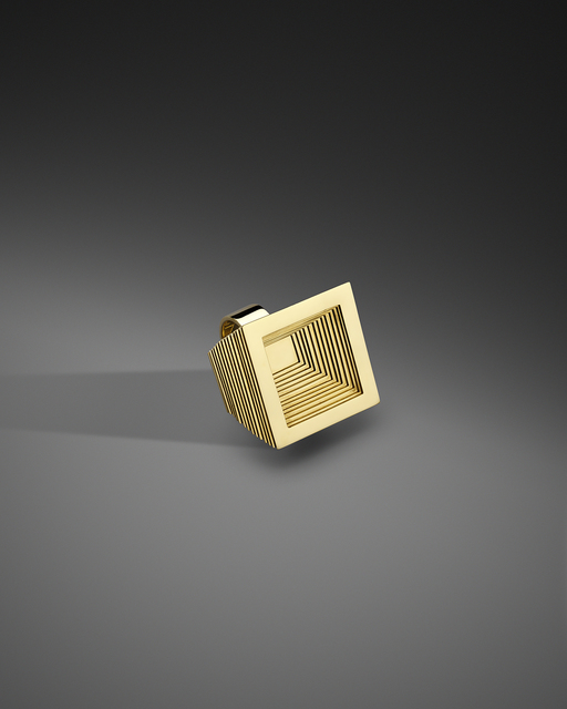 , 'Atlas Ring, (square),' 2012, Louisa Guinness Gallery
