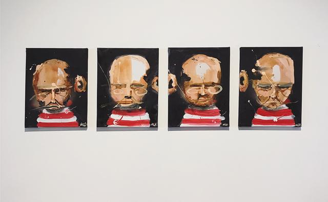 , 'I Always Blink In Passport Photos,' , DETOUR Gallery
