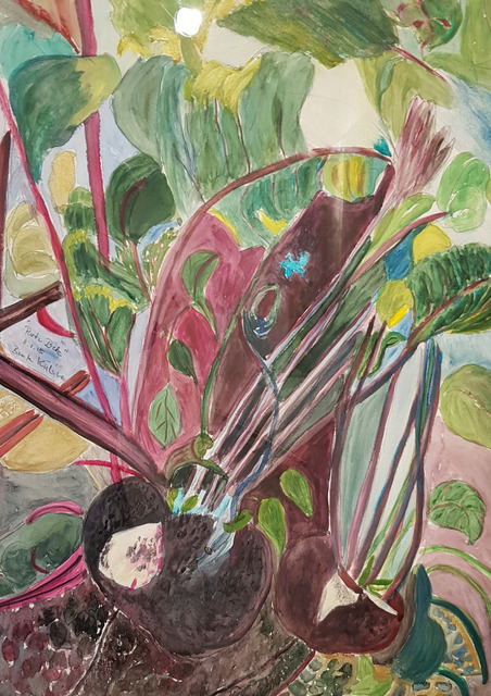 , 'Beetroot,' 2017, the gallery STEINER