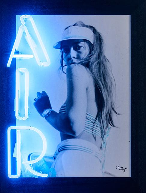 , 'AIR,' 1976, Galerie Zwart Huis
