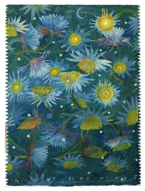 Robert Zakanitch, 'Night Bloomings', 2014, Nancy Hoffman Gallery