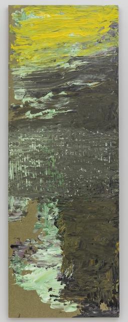 "Cabrita, '""Suite Madrid # 10""', 2020, Painting, Steel and acrylic on DMF, Galería Juana de Aizpuru"