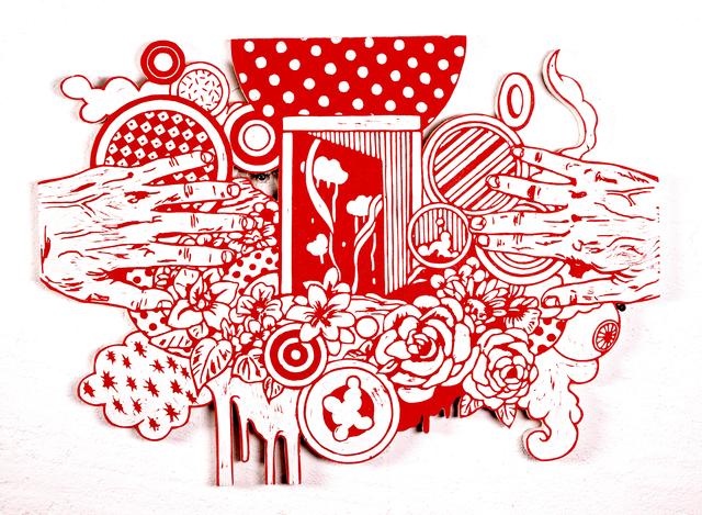 , 'Hallucinations,' 2012, Micheko Galerie