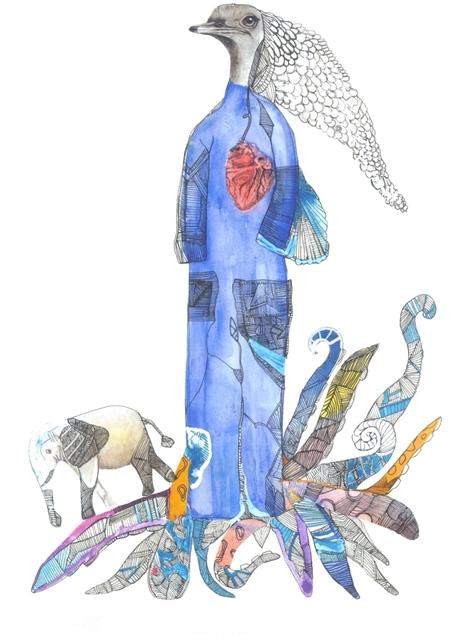 , 'Spiritual Journey,' 2016, Hunar Gallery