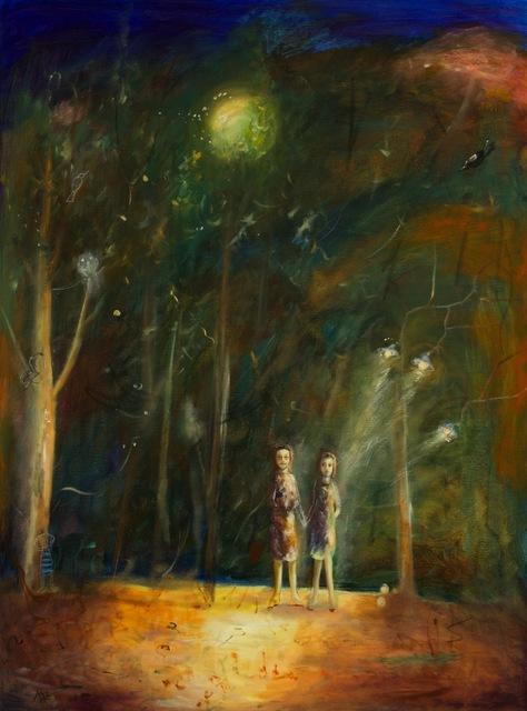 , 'Nightlights,' , Wentworth Galleries