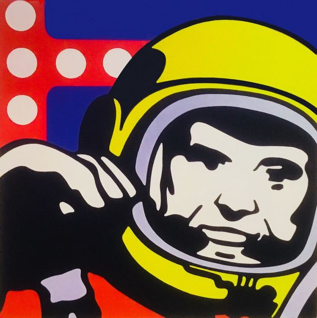 , 'Astronauta III,' 1968, Arte Fundamental