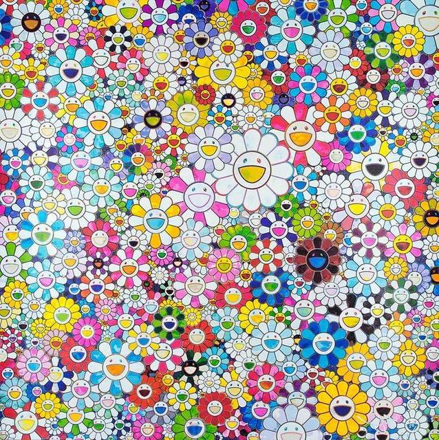 Takashi Murakami, 'When I Close My Eyes, I See Shanghri-la', 2016, Vogtle Contemporary