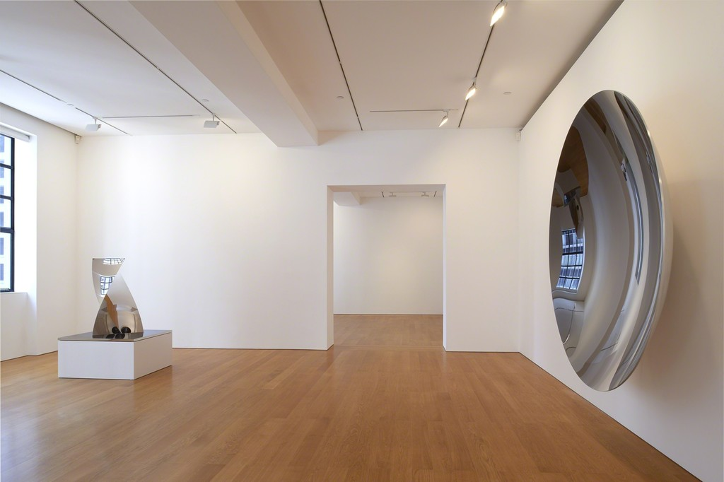 "Installation view. ""Anish Kapoor"" at Gagosian Gallery Hong Kong. September 12 to November 5, 2016. Courtesy Gagosian Gallery. Artworks © Anish Kapoor."