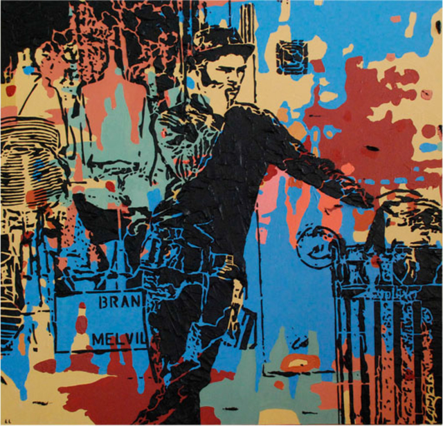 , 'The Lineman ,' 2012, Walter Wickiser Gallery