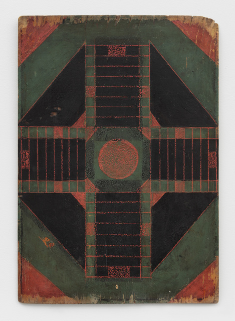 , 'Parcheesi Game Board ,' Early 20th Century, Ricco/Maresca Gallery
