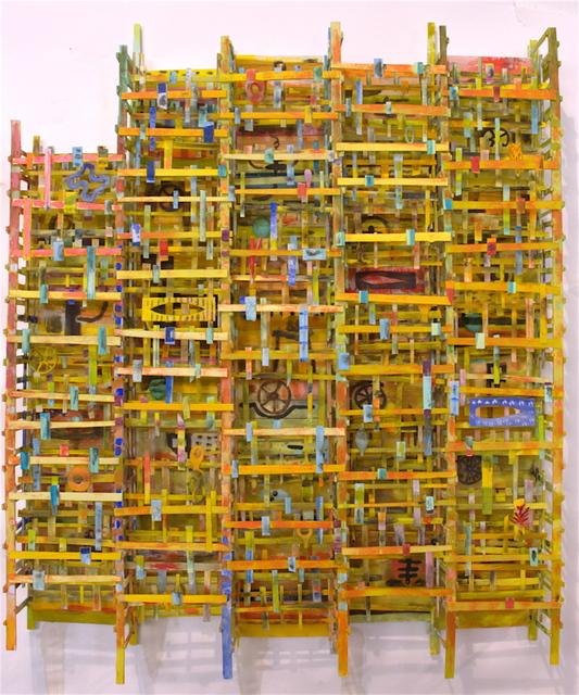 , 'Deep In Space,' 2006, Montague Gallery
