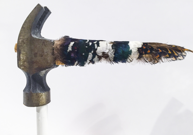, 'Woodpecker (new natives),' 2012, Postmasters Gallery