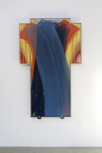 , 'Kreuz, Cranachkreuz II,' 1999-2000, Mana Contemporary