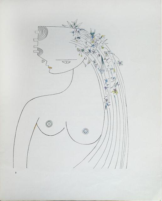 , 'Fata Morgana,' 1941, Centre Pompidou