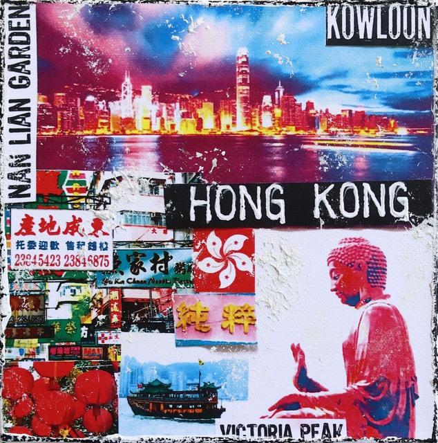 Marion Duschletta, 'Hong Kong Red', 2017, Artspace Warehouse