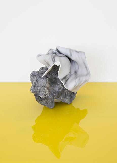 , 'Stone Effect: marble,' 2016, rosenfeld porcini