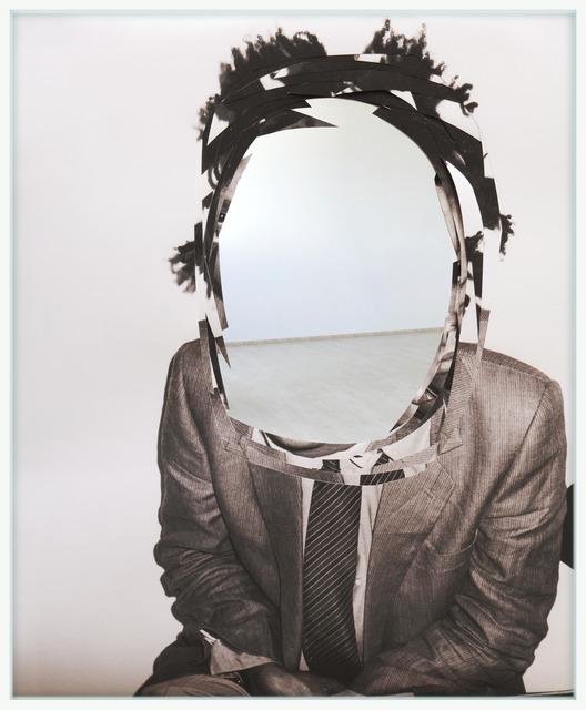 Daniele Buetti, 'Are You talking to Me - J.M.B.', 2017, Bernhard Knaus Fine Art
