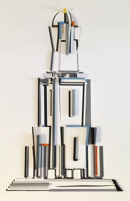 , 'Tower 2,' 2016, Spotte Art