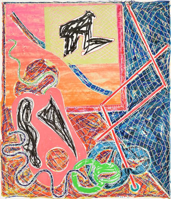 Frank Stella, 'Shards I', 1982, Masterworks Fine Art