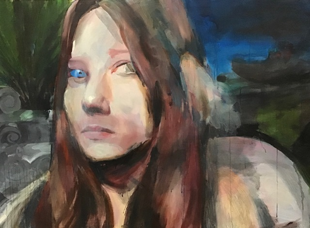 , 'Intranaught,' 2020, Charlie Smith London