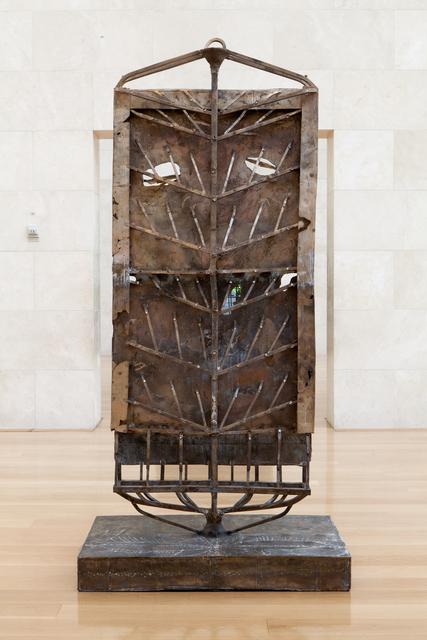 , 'Untitled (Free Standing Large Garden Sculpture Mask M24.f),' 2014, Nasher Sculpture Center