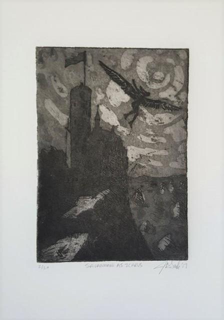 , 'Savannah as Icarus,' 2017, Ro2 Art