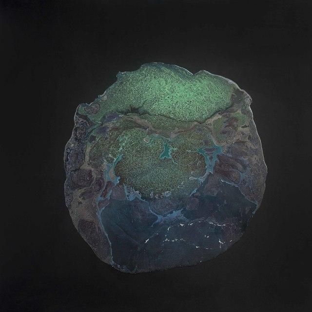 , 'Noor,' 2016, al markhiya gallery