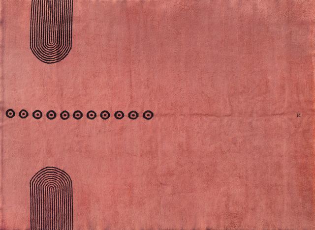 , 'Red Rug,' ca. 1930, Galerie Marcilhac