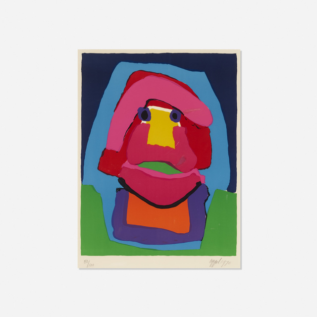Karel Appel, 'Untitled', 1970, Rago/Wright