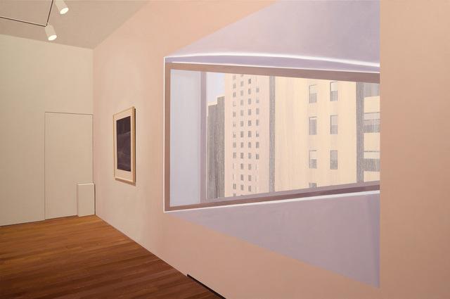 , 'Landscape 4, Upper East Side (Met Breuer),' 2018, David B. Smith Gallery